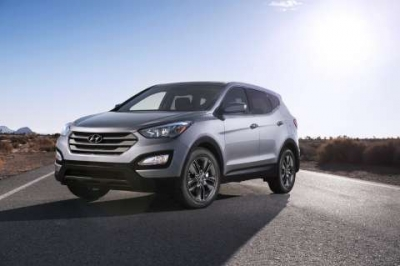Hyundai unveils next-generation Santa Fe at the 2012 New York International Auto Show