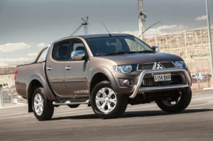 Triton Warrior Limited Edition Spearheads Mitsubishi Triton Upgrade