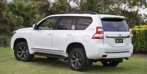 TOYOTA PRADO ALTITUDE: BACK BY POPULAR DEMAND!